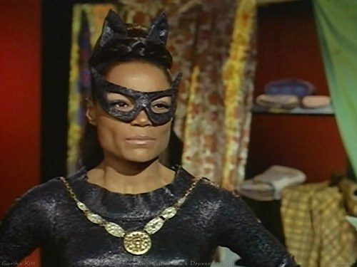 The Old Catwoman